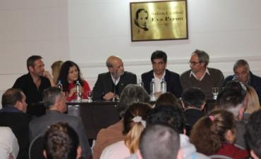 ARBIA: Fuerte respaldo al proyecto de