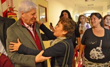 Luis Andreotti inauguró el nuevo Centro de Salud Bertrés