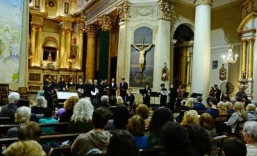 Se realizó una nueva fecha del cautivante Ciclo de Música Clásica sanfernandino
