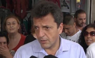 Massa ratificó su candidatura presidencial y puso fin a la incertidumbre
