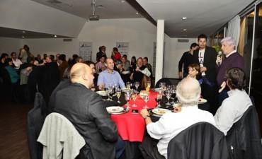 San Fernando agasajó a los periodistas zonales