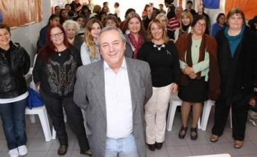"""Red de Mujeres Solidarias de Tigre: """"acompañamos a Roberto Passo como candidato a intendente de Tigre"""""""