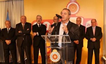 Roberto Passo fue reconocido por su trayectoria en el Automóvil Club Argentino
