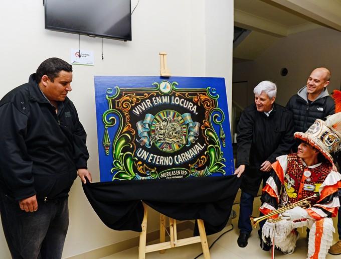 El HCD de San Fernando abrió sus puertas a una gran exposición de murgas