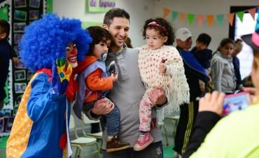 Festejaron el primer año del Jardín Maternal municipal de San Fernando