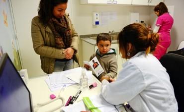 La Unidad de Diagnóstico Precoz de San Fernando resolvió 3.500 consultas pediátricas en 15 días