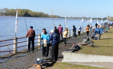 Torneo de Pesca de San Fernando: totalmente exitoso