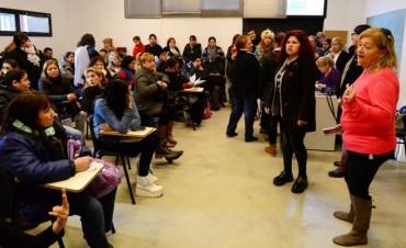 El Consejo Escolar de San Fernando nombró nuevos auxiliares de escuelas