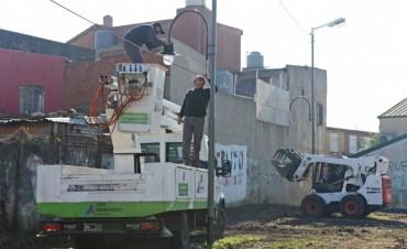 San Fernando llevó el Programa Barrios SOL a 'El Pueblito'