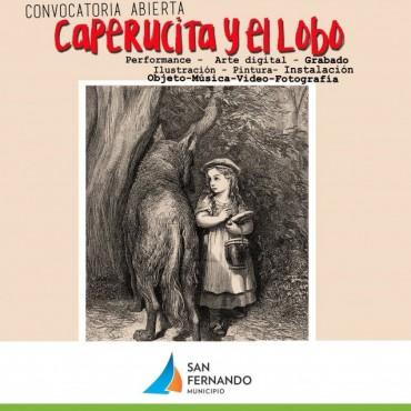 """San Fernando sigue convocando trabajos artísticos sobre """"Caperucita y el Lobo"""""""