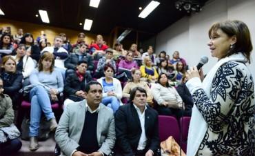 El Municipio de San Fernando compartió un taller sobre autismo con padres, docentes y promotores de salud