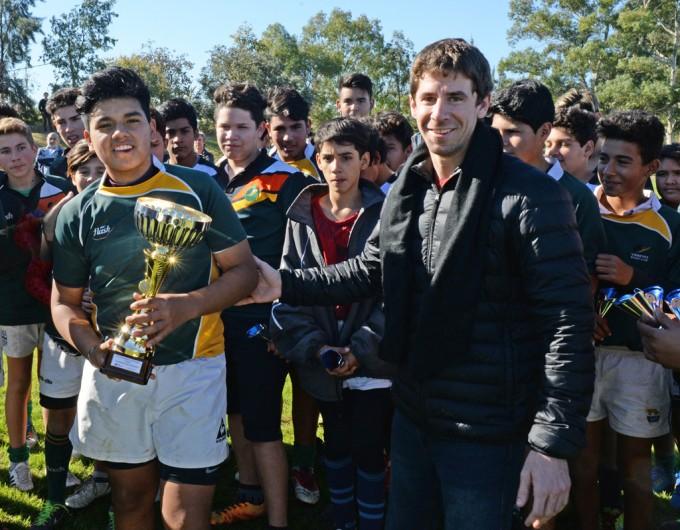 """El Municipio unió a los cuatro clubes de rugby de la ciudad para la primera Copa """"San Fernando"""""""
