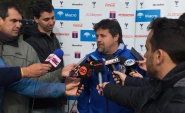 PRÁCTICA MIÉRCOLES 07/06 Y PRESENTACIÓN DE RICARDO CARUSO LOMBARDI: