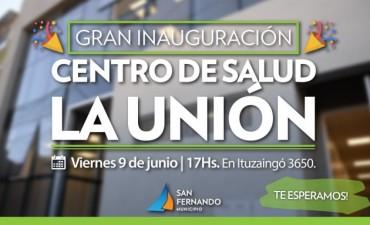 """El Municipio inaugura el nuevo Centro de Salud """"La Unión"""""""
