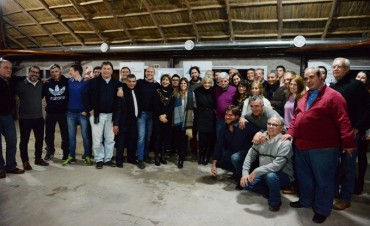 El Municipio de San Fernando festejó el Día del Periodista