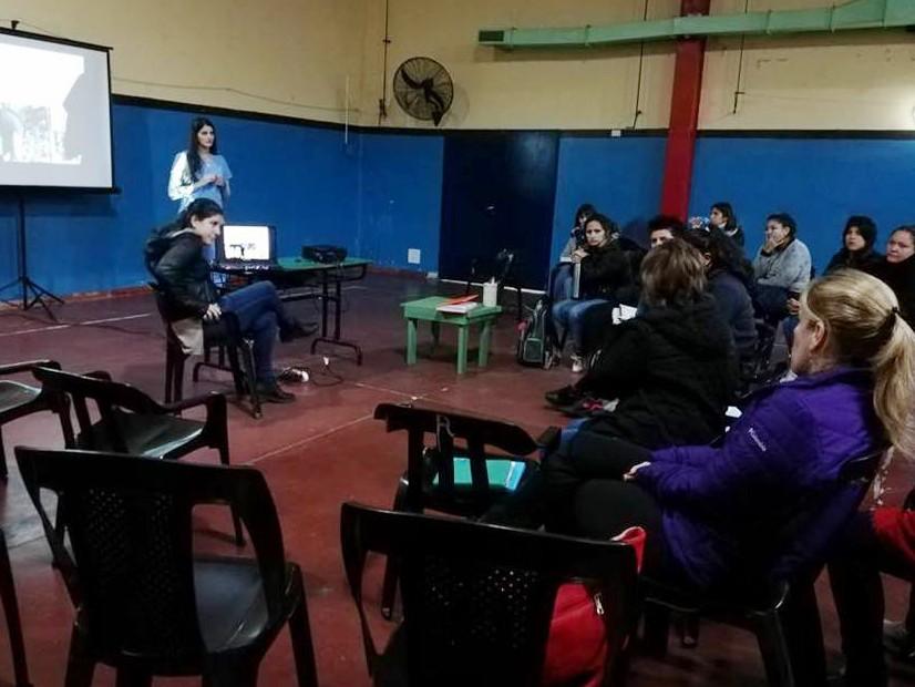 El Municipio brinda talleres de nutrición en las escuelas