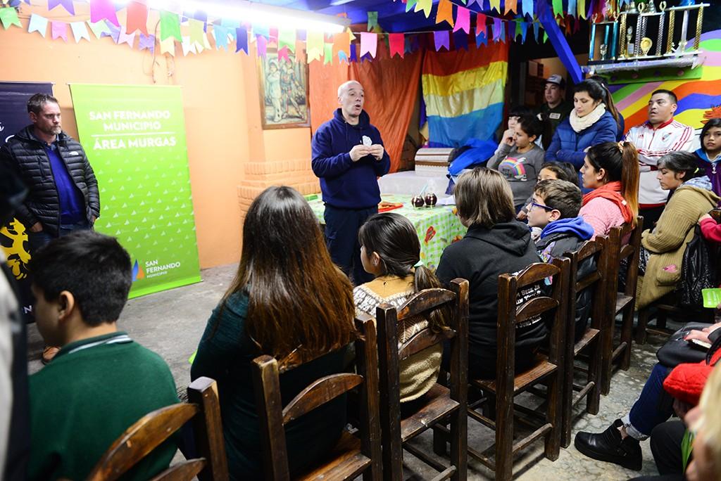 San Fernando intensifica el Programa de ´Prevención de Accidentes Domésticos´ en época invernal