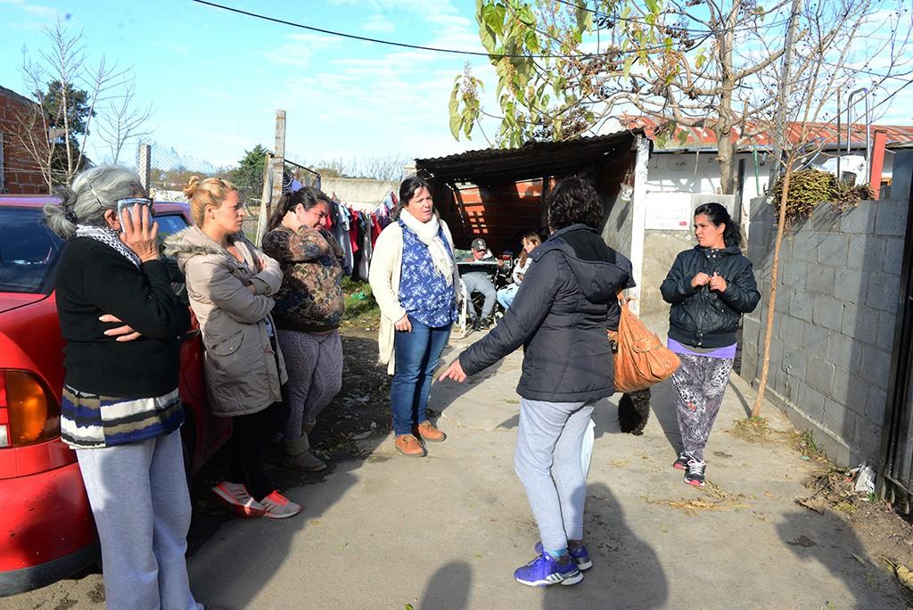 El Programa SOL de San Fernando llegó al barrio Alsina