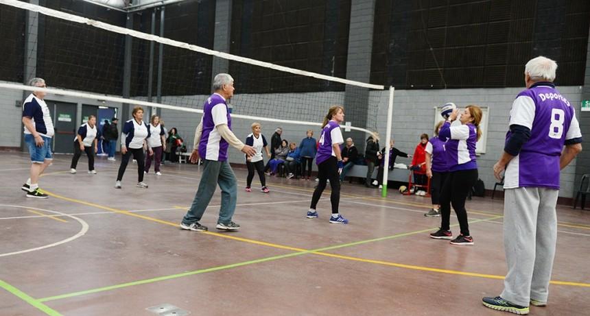 San Fernando: Continúa la etapa municipal de los Juegos Bonaerenses 2018