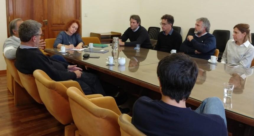 Concejales se reunieron con desarrolladores de Tigre Sur