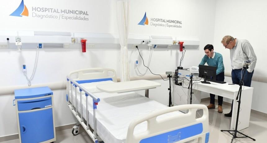 El Hospital Municipal de San Fernando suma equipamiento especializado