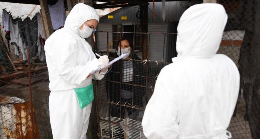 En San Fernando se llevó adelante el operativo 'Detectar' con buenos resultados