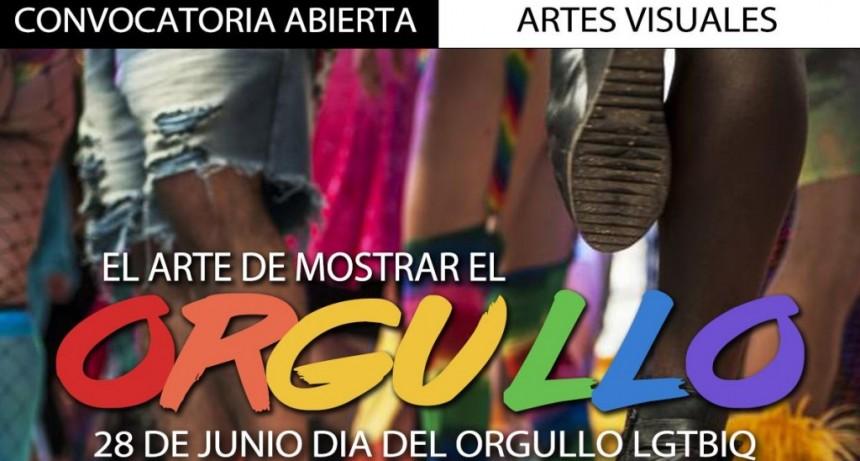 """San Fernando abrió la convocatoria de artes visuales """"El Arte de Mostrar el Orgullo"""" sobre la comunidad LGTBIQ"""
