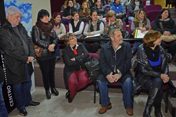 """Comenzaron los """"Cursos de Capacitación para Promotores de Salud"""", en San Fernando"""