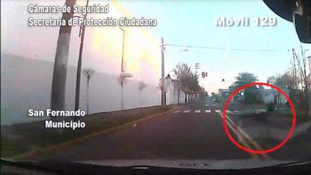 """Dos """"Motochorros"""" armados, fueron detenidos por las  Patrullas de Protección Ciudadana"""