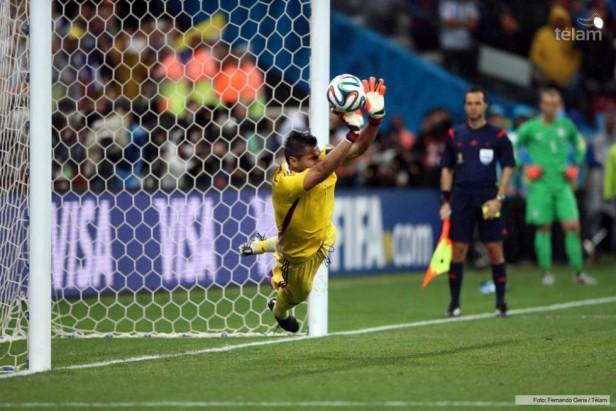 Argentina, de fiesta y a la final