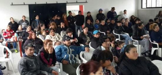 DESARROLLO SOCIAL REALIZO UNA JORNADA DE PROMOCIÓN SOBRE TERMINALIDAD EDUCATIVA EN TIGRE