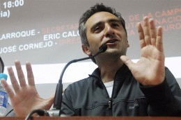 "Larroque: ""La militancia está movilizada"