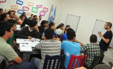 Tigre junto a los jóvenes contra la violencia de género