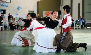 Zamora participó de los festejos del 9 de Julio