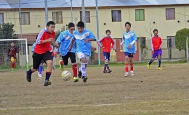 Se desarrolló con éxito la jornada clasificatoria de los Torneos Municipales de Fútbol 11