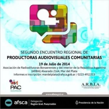 Segundo encuentro regional de Productoras Comunitarias en ARBIA