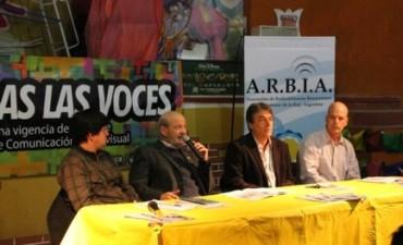 ARBIA Recibió En Su Sede Más De 100 Productores Audiovisuales