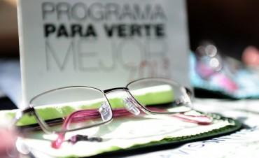 Más de 3.000 chicos mejoran su salud visual