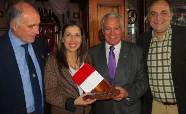 El Club de Regatas La Marina celebró su 138° Aniversario