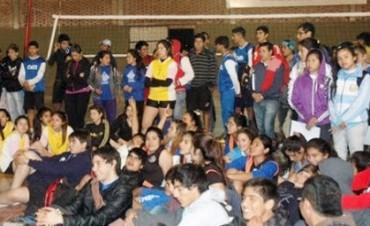 Más de 1200 jóvenes participaron de la definición zonal de los Juegos Evita en Chaco