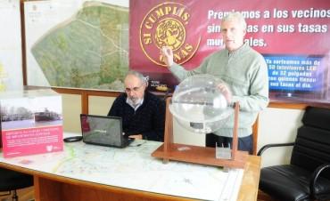 """Un vecino de Pacheco, premiado por el Programa """"Si cumplís, ganás"""""""