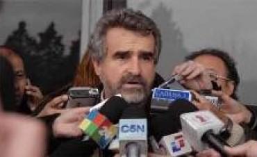 Agustín Rossi en carrera