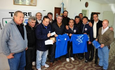 Tigre apoya a Veteranos de Malvinas que participarán en olimpiadas deportivas