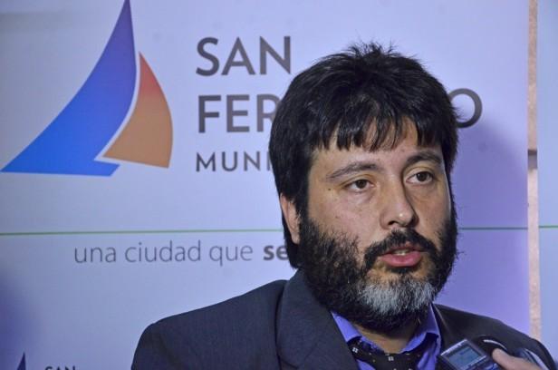 """PABLO PEREDO: """"ALEX CAMPBELL NO VIENE A TRABAJAR, NO DEBATE NI GENERA PROPUESTAS"""""""