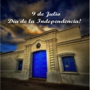 San Fernando conmemora el Día de la Independencia en la Plaza Mitre
