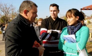 Aguilera lidera la interna del FPV de San Fernando y Scioli marcha primero en tierra massista
