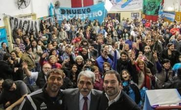 Aníbal Fernández dijo que apoya