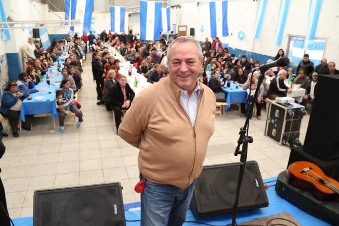 """Roberto Passo: """"El Bicentenario nos encuentra trabajando por el país y la unidad del peronismo"""""""