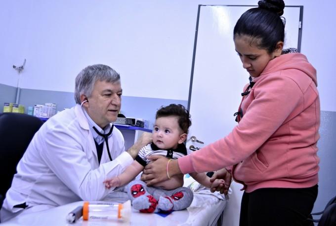 San Fernando, ante el invierno: prevenir enfermedades respiratorias y evitar riesgos al calefaccionar el hogar