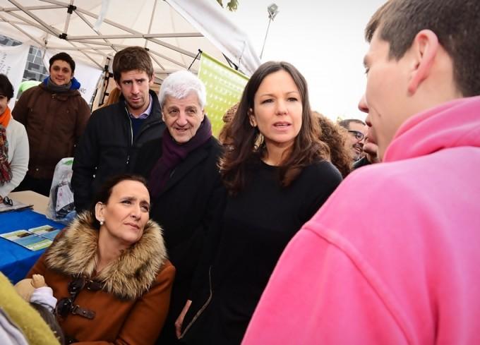 Andreotti y Michetti recorrieron operativo conjunto del Municipio, Provincia y Nación